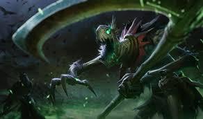 Fiddlesticks - Champions - Universe of ...