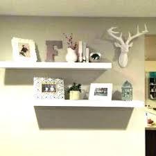 amusing living room wall shelves