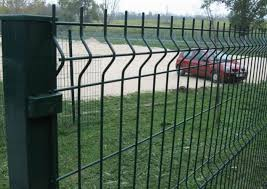 Wire Mesh Fence Panels Grassfence
