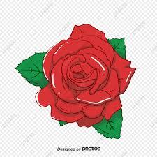 Une Rose Epineuse Une Carton Peindre Fichier Png Et Psd Pour Le
