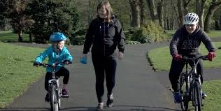 Mum with three children on autism spectrum Adele Reed-Griffiths praises  Yorkshire Bank Bike Library scheme | Bradford Telegraph and Argus