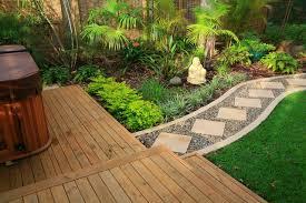balinese style garden design asian