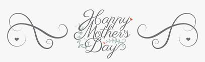 Happy Mothers Day Banner Png - Clipart Transparent Background ...