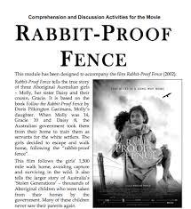Rabbit Proof Fence Essay Topics Cultureandstuff Com