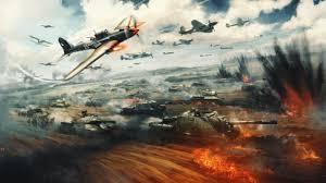 تحميل خلفيات الحرب الرعد 5k معركة الطائرات الدبابات عريضة