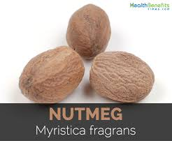 nutmeg facts health benefits and