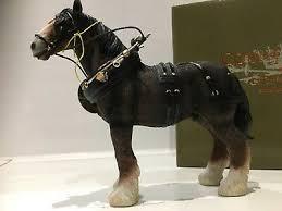 leonardo shire clydesdale horse gift