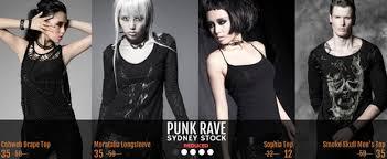 cyberpunk clothing neon dystopia