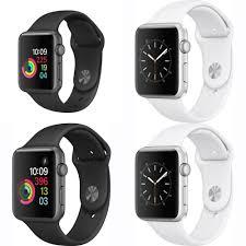 Apple Watch Gen 2 Series 1 42mm Silver ...