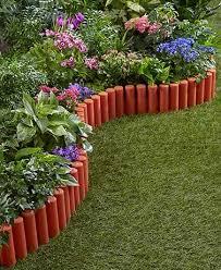 7 Ft Flexible Border Fence Sets Landscaping Along Fence Garden Edging Garden Beds