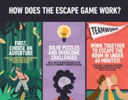 What Is An Escape Room The Escape Game