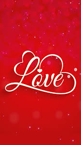 ultra hd red love wallpaper for your
