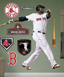 Fathead Boston Red Sox David Ortiz Wall Decal Set Best Price And Reviews Zulily