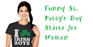 seven funny t shirts for women
