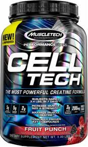 cell tech by muscletech at bodybuilding