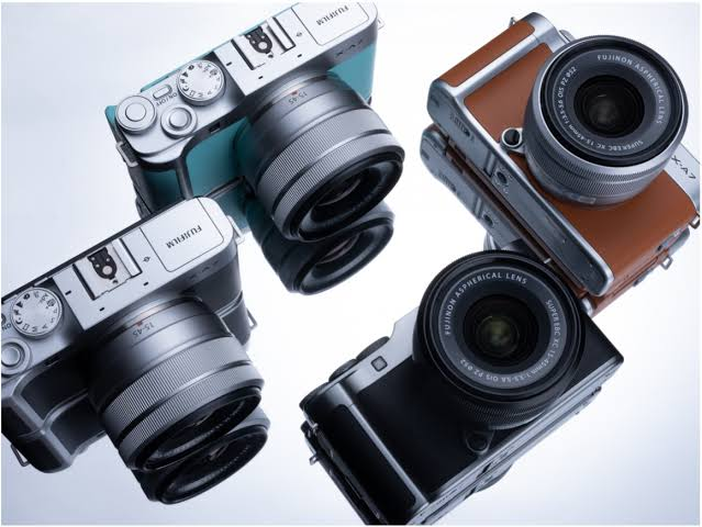 Image result for fujifilm xa7 silver""