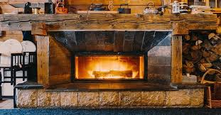 convert a wood fireplace to gas