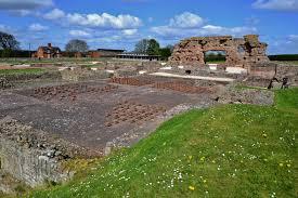 Wroxeter Roman Ruins