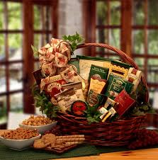 sweets and treats gift basket gift