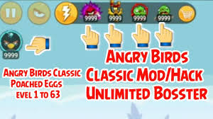 Angry Birds Classic Mod/Hack Unlimited Bosster