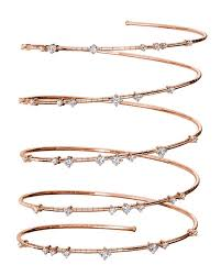 bon ton 18k white gold bracelet jewelry