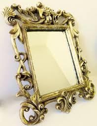 gold silver baroque rococo shabby chic