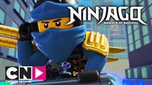 Ninjago   I Spy A Spy