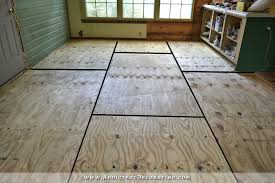 nail down solid hardwood flooring
