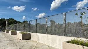 Clearvu Fencing The Invisible Wall Exclusive To Cochrane Global
