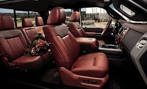 new f 150 king ranch how come no one