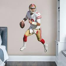 Fathead Jimmy Garoppolo San Francisco 49ers Life Size Removable Wall Decal