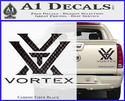 Vortex Optics Decal Sticker A1 Decals