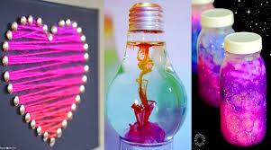room decor top 10 easy crafts ideas