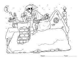 Sinterklaas Kleurwedstrijd Rcl