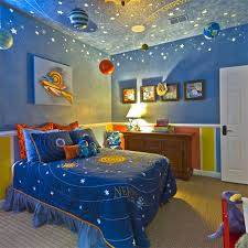 15 Incredible Space Themed Bedroom Ideas