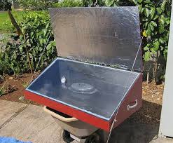 how to build a solar oven with everyday