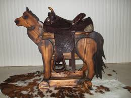 south florida custom horse saddle rack