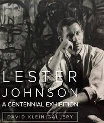Lester Johnson: A Centennial Exhibition by David Klein Gallery - issuu