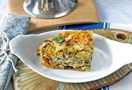 The Seasonalist™Seafood Lasagna