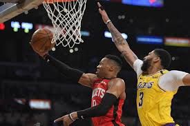 Rockets' small ball tests the Lakers' ability to stretch and ...
