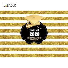 الذهبي المشارب فئة من 2020 Congratulations الدراسات العليا