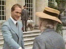 Nemesis (1987) starring Bruce Payne as Michael Rafiel, Peter Tilbury as  Lionel Peel and Joan Hickson as Mi… | Miss marple, Agatha christie, Agatha  christie's marple