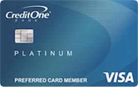 credit one credit card reviews