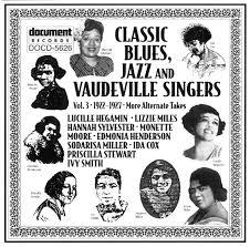 Classic Blues, Jazz And Vaudeville Singers Vol. 3 (1922-1927)