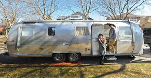 they found this 76 airstream on kijiji