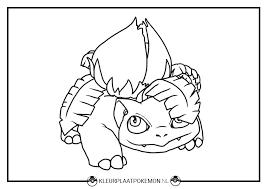 Ivysaur Kleurplaten Gratis Printen Kleurplaat Pokemon