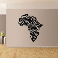Bboriginaldesigns African Continent Wall Sticker Jpg Wall Stickers Buy Online At Best Price In Saudi Arabia Souq Com