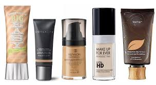 foundations for acne e skin types
