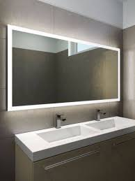 led lights for over bathroom mirror