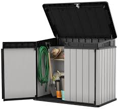 small horizontal storage shed quality